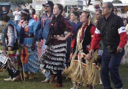 Native Heritage Gathering, Inc. Melbourne Pow Wow