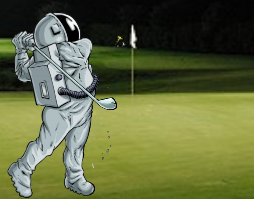 1st Annual Golf with the Astronauts Sept 13th & 14th 2019