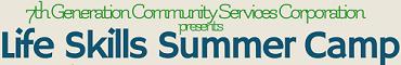 Life Skills Summer Camp - June 24th-27th