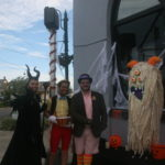 Monster Walk Costumes