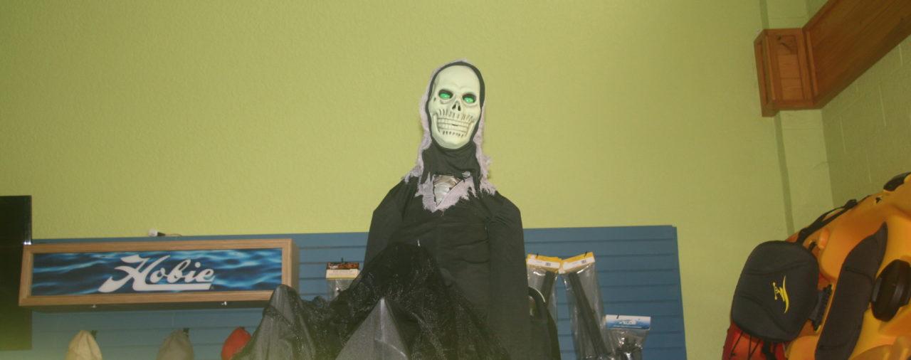 Reaper monster