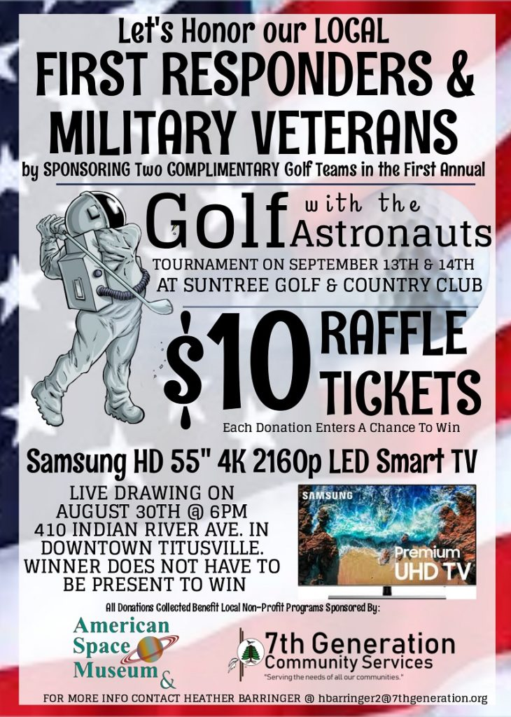 raffle ticket flyer