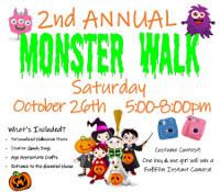 Monster Walk 2019 - October 26th